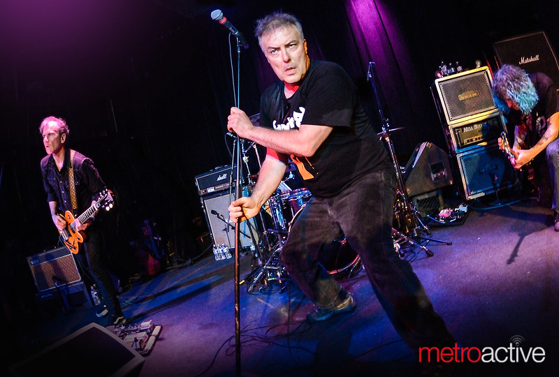 Jello Biafra @ The Ritz ~ Downtown San Jose 23 July 2016