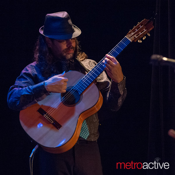 Jesse Cook @ The Montalvo Arts Center, January 30, 2015