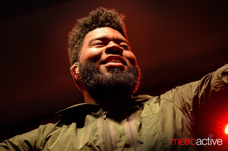 PHOTOS: Khalid Plays GlassHouse