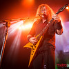 Megadeth @ City National Civic, San Jose, CA September 29, 2016.