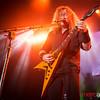 Megadeth @ City National Civic, San Jose, CA September 29, 2016.