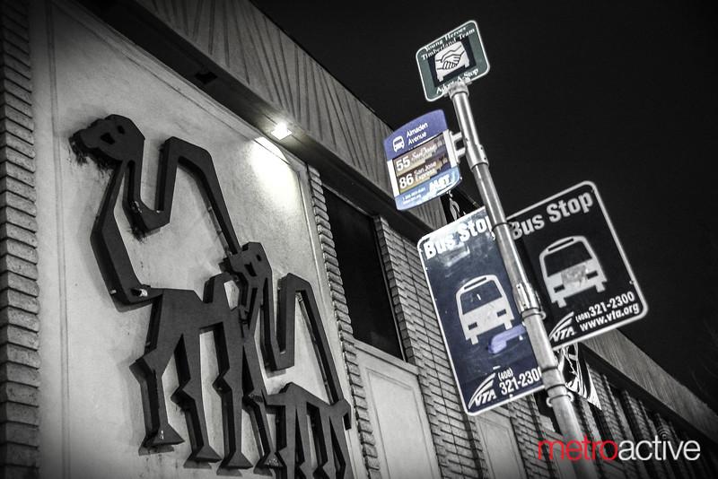 Metal Night @ the Caravan Lounge 11 March 2016