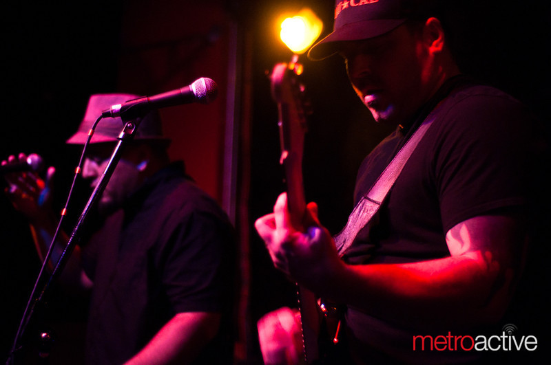 880 South at the Blank club / Photo Credit: Damian Kelly