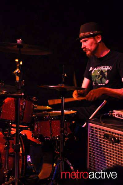 Monkey at the Blank club / Photo Credit: Damian Kelly