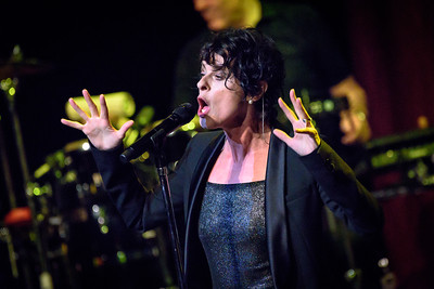 Lisa Stansfield Performs in Toronto