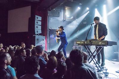 Maximo Park Perform in Toronto