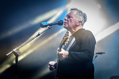 New Order Perform in Toronto