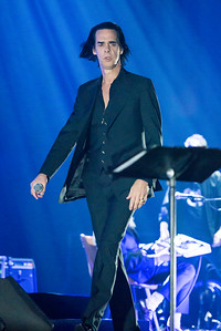 Nick Cave & the Bad Seeds Perform in Toronto