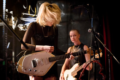 PINS Perform in Toronto