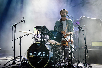 Romes Performs in Toronto