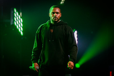 Schoolboy Q Performs in Toronto