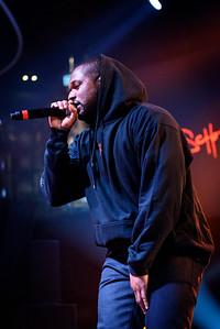 Schoolboy Q Performs in Toronto