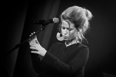 Selah Sue Performs in Toronto