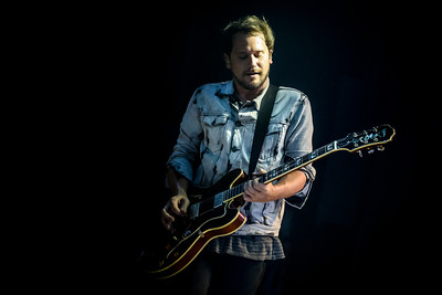 Silversun Pickups Perform in Toronto