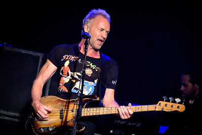 Sting & Shaggy Perform in Toronto