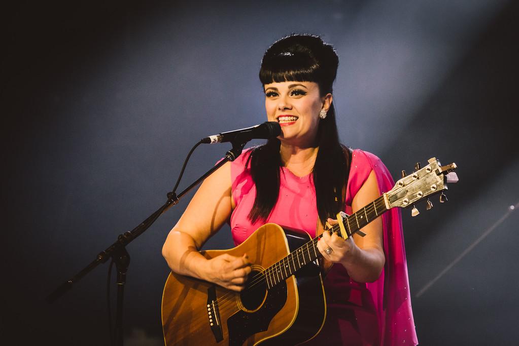 Tami Neilson Performs in Toronto