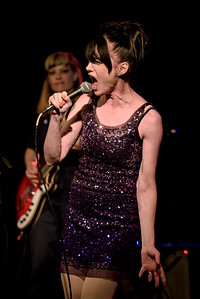The Julie Ruin Performs in Toronto