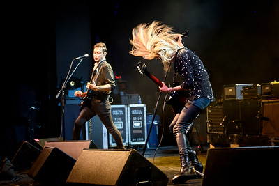 The Killers Perform in Toronto