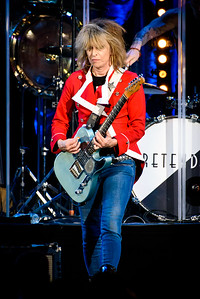 The Pretenders Perform in Toronto