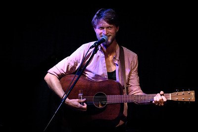 Tim Moxam Performs in Toronto