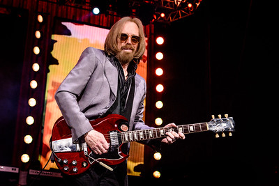 Tom Petty and the Heartbreakers Perform in Toronto