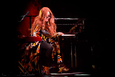 Tori Amos Performs in Toronto