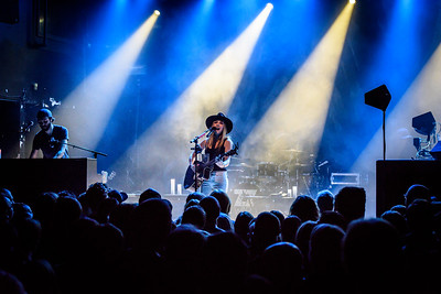 ZZ Ward Performs in Toronto