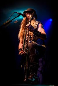 Zakk Wylde Performs in Toronto