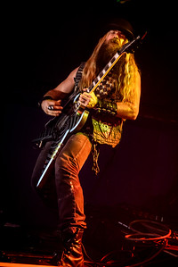Zakk Wylde Performs in Toronto