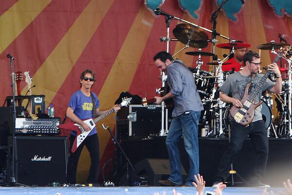 Dave Matthews Band...duh