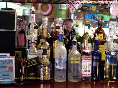 oh look....me....right beside the 'johnny walker'....convenience everywhere :)