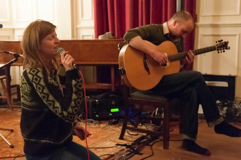 Jo and Daniel