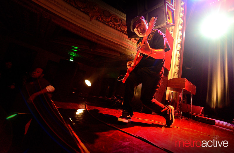The Faction at The Regency Ballroom - San Francisco