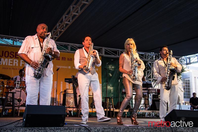 "Dave Koz & Friends<br /> <br /> Photo by Geoffrey Smith II    <a href=""http://www.geoffreysmithphotography.com"">http://www.geoffreysmithphotography.com</a>"