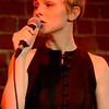Heritage Bank Cafe Stritch Stage // Kat Edmonson