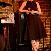 Heritage Bank Cafe Stritch Stage // Kat Edmonson