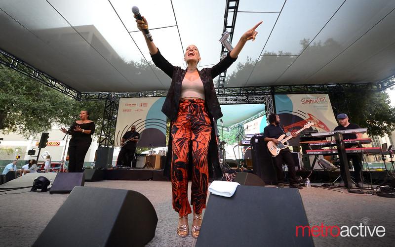 PHOTOS: San Jose Jazz Summerfest 2018