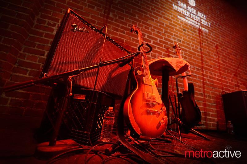 Jazz Winterfest Continues featuring Wil Blades, Roy Ayers, Troker & Huntertones ~ Palo Alto & San Jose  //  February 2017
