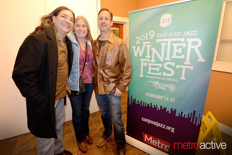 PHOTOS: San Jose Jazz - Winter Fest 2019