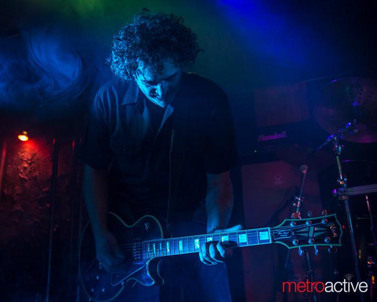 San Jose Stoner Rock Fest 2015 @ The Back Bar