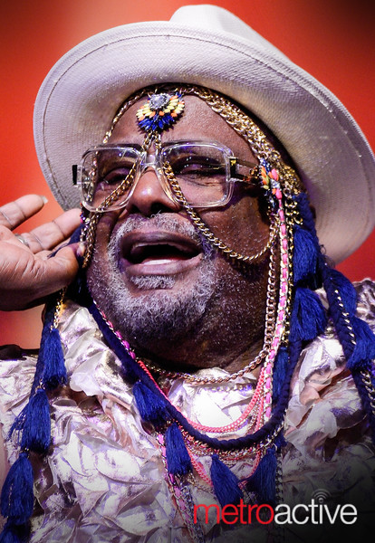 George Clinton and Parliament Funkadelic