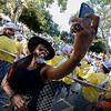Casey Benjamin of Robert Glasper Experiment takes a selfie