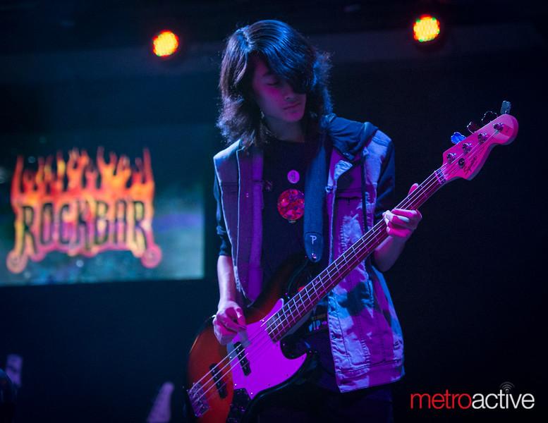 School of Rock @ The Rockbar Theater,  January 17, 2015