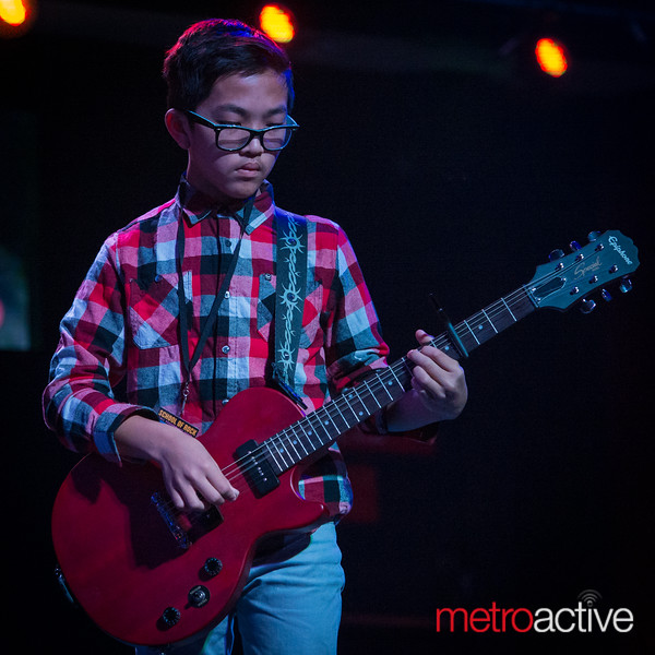 School of Rock @ The Rockbar Theater,  January 17, 2015