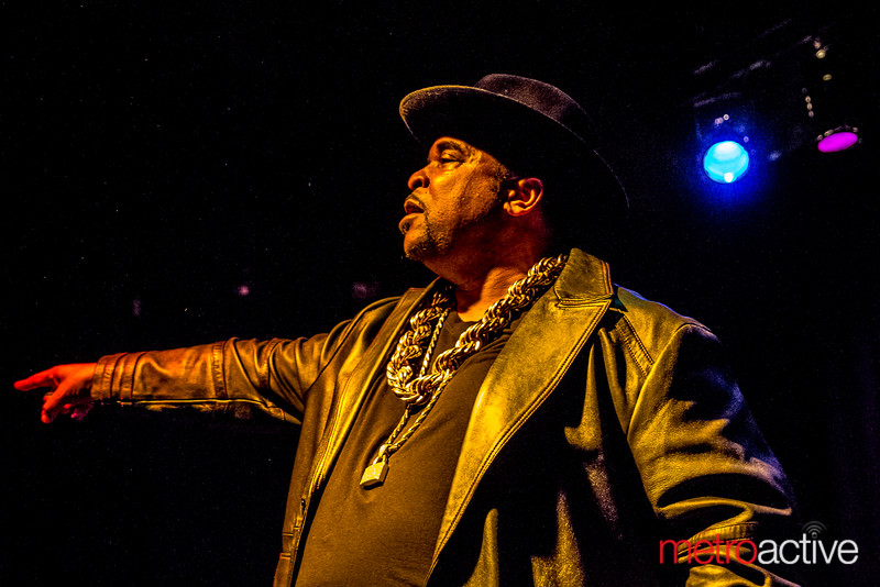 "Rap artist Sir Mix-A-Lot performing at The Ritz in downtown San Jose on October 22nd, 2015. Photos by Geoffrey Smith II | <a href=""http://www.geoffreysmithphotography.com"">http://www.geoffreysmithphotography.com</a>"