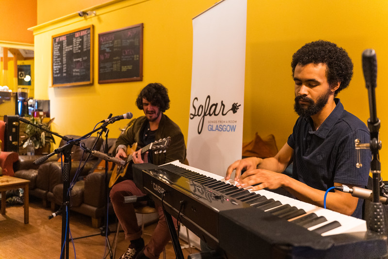 Sofar Sounds Glasgow