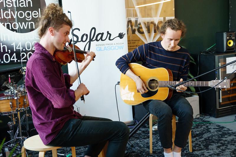 Josiah & Ludwig