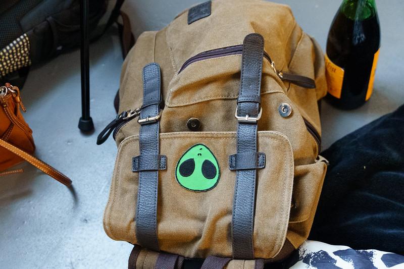 Alien Buckfast