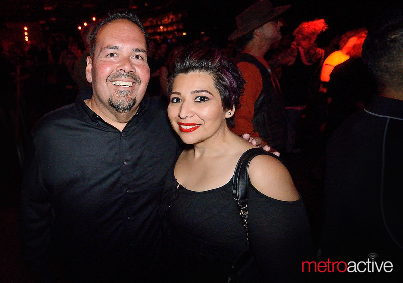 Gary Avila with wife Veronica