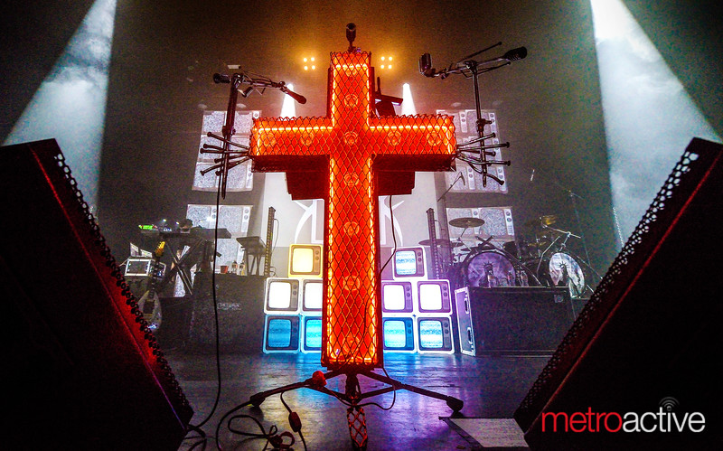 PHOTOS: Tour Lauch - Ministry at The Warfield